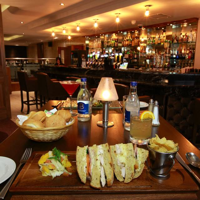 Plaza Bar Grill At The Academy Plaza Hotel Dublin Co Dublin