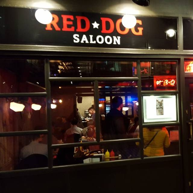 Red Dog Saloon Soho, London
