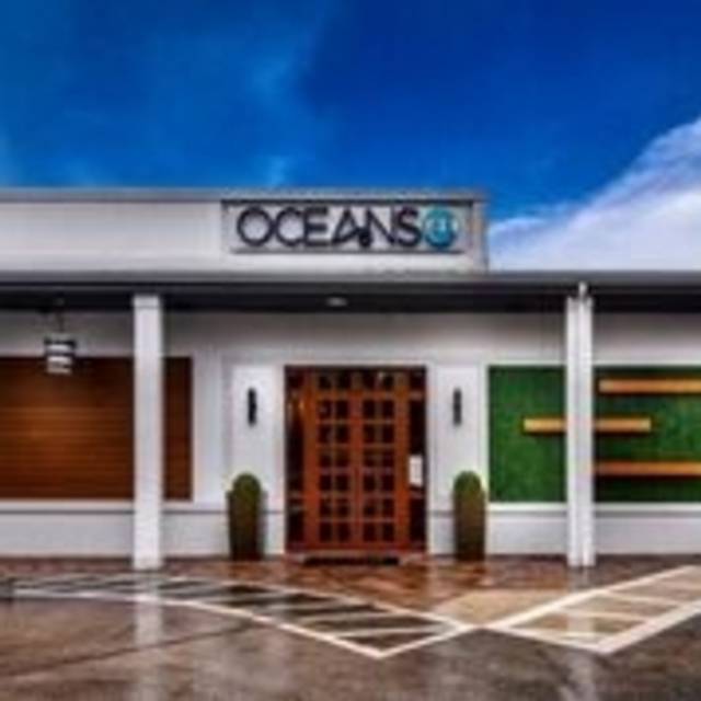 Oceans--entrance - Oceans 234, Deerfield Beach, FL