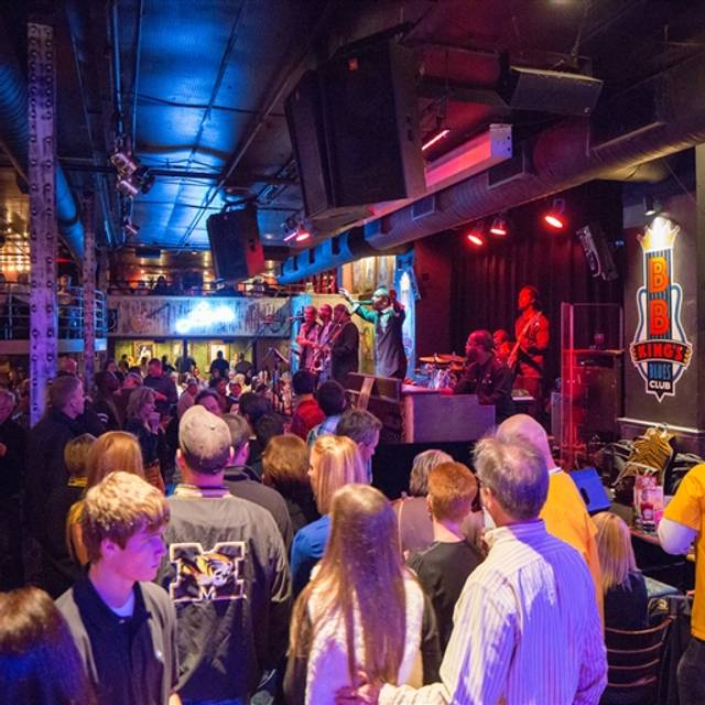 B.B. King's Blues Club - Memphis, Memphis, TN