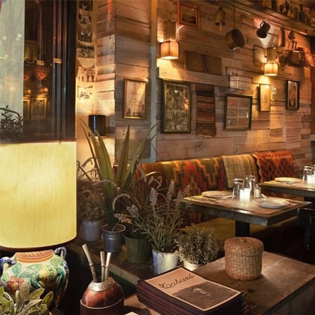 Tabare Restaurant Brooklyn NY
