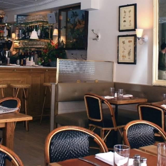Cafe Cluny, New York, NY