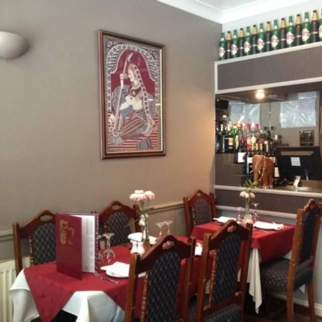 Bombay-lounge-main - Bombay Lounge, London