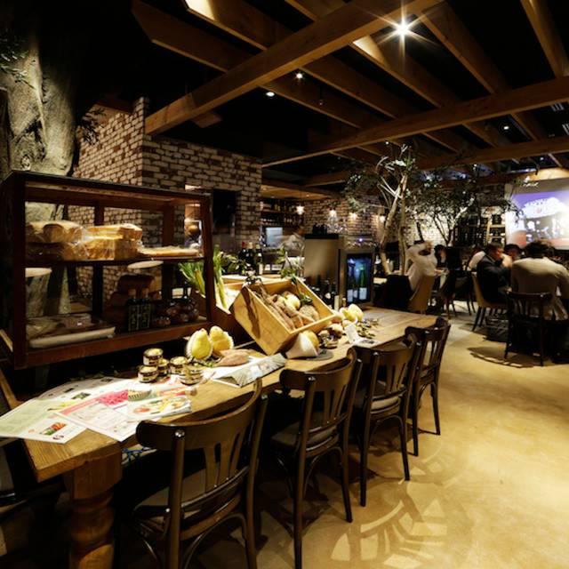 ビストロ バーンヤード ギンザ 店内 - bistro BARNYARD ginza, 中央区, 東京都
