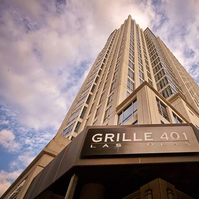 Grille 401, Fort Lauderdale, FL