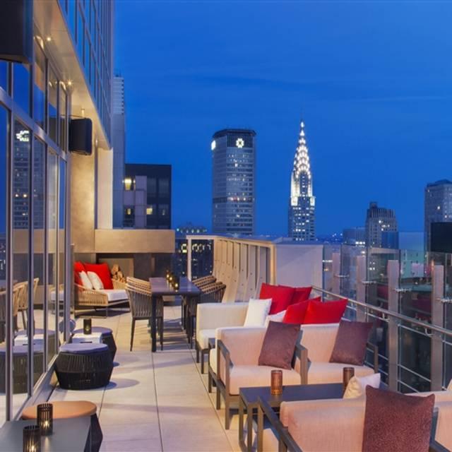 Bar 54 At Hyatt Centric Times Square Restaurant New York