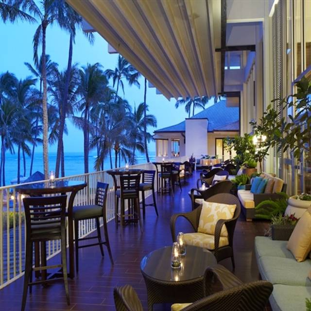 The Veranda at the Kahala Resort, Honolulu, HI