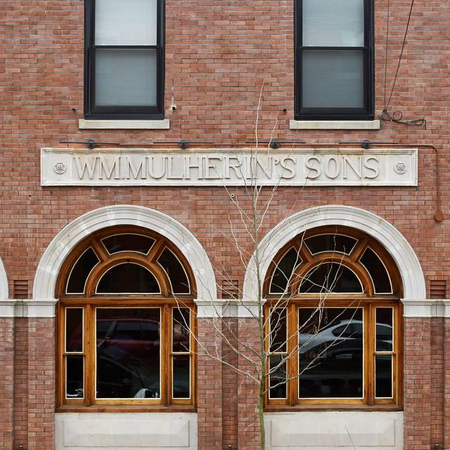 Wm. Mulherin's Sons - Wm. Mulherin's Sons, Philadelphia, PA