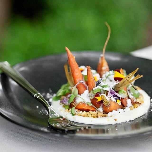 Coffee Roasted Carrots - Zero Restaurant + Bar, Charleston, SC