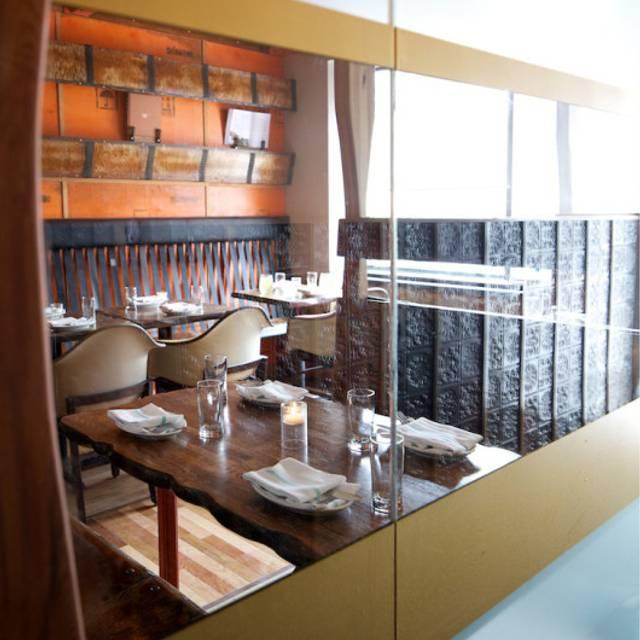 Cerrado permanentemente ruxbin restaurante chicago il for 0pen table chicago