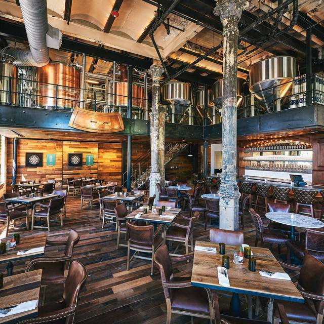 Northdiningroom - Southerleigh Fine Food & Brewery, San Antonio, TX