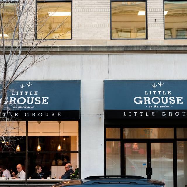 Little Grouse on the Prairie, Saskatoon, SK