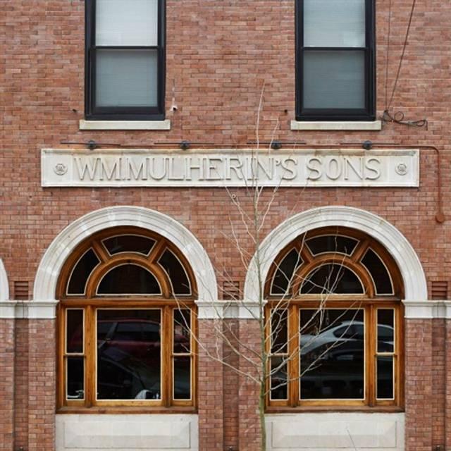 Wm. Mulherin's Sons, Philadelphia, PA