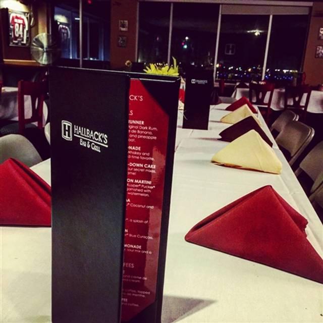 Hallback's Bar & Grill, Lakeland, FL