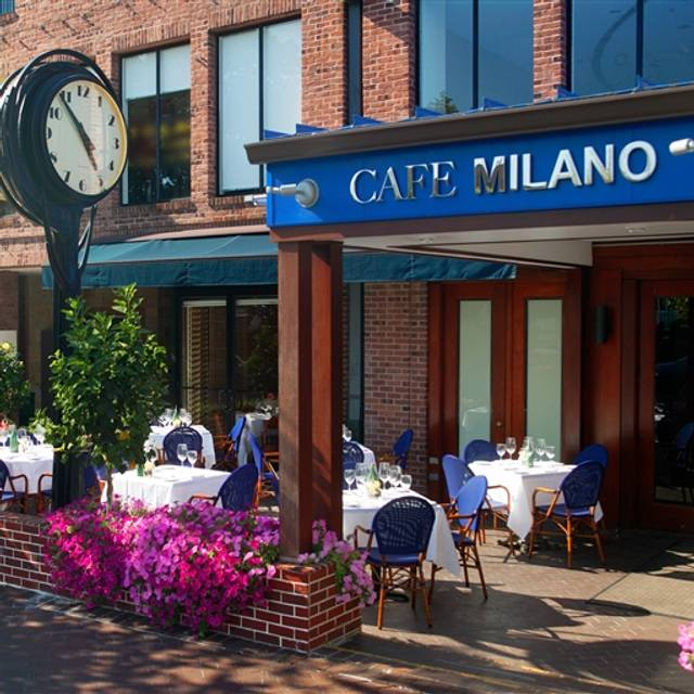 Café Milano, Washington, DC