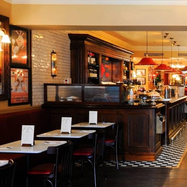 Cafe Rouge Autumn Set Menu