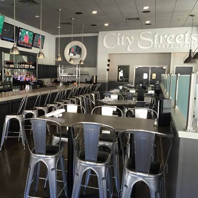 City Streets Restaurant Waltham Ma Opentable