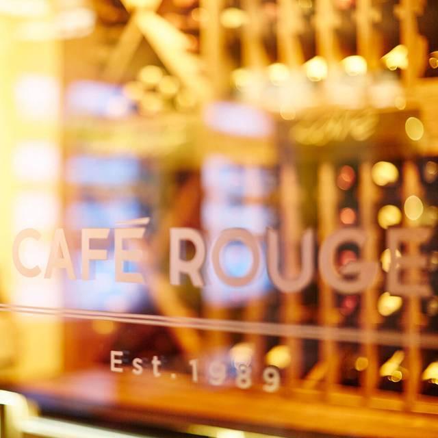 Cafe Rouge Maidstone, Maidstone, Kent