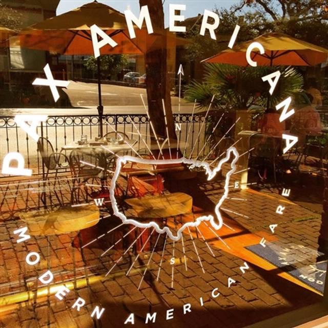Pax Americana, Houston, TX