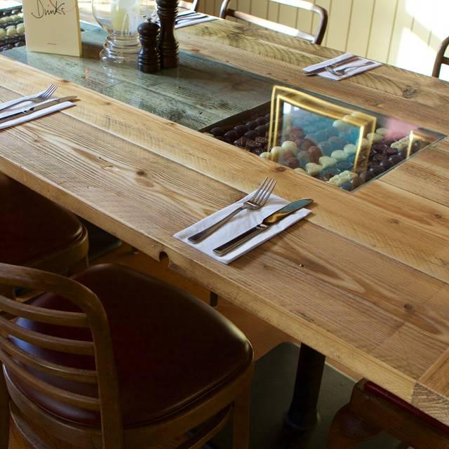 Cafe Rouge Restaurant Leamington Spa