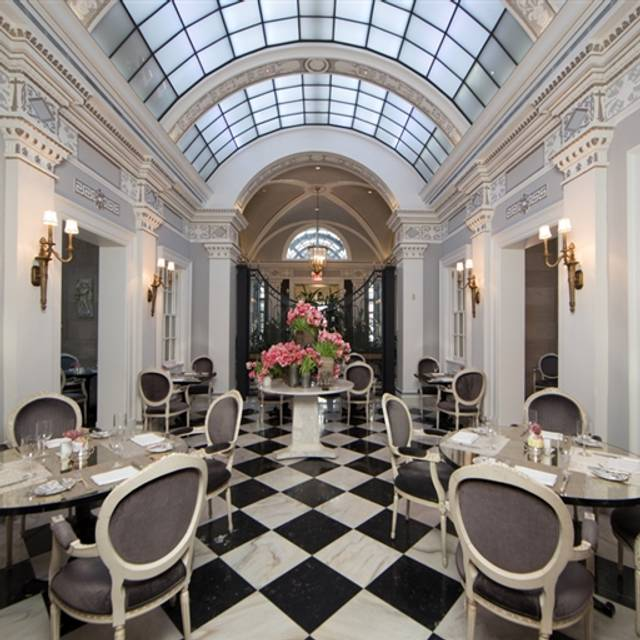greenhouse at the jefferson hotel washington dc restaurant. Black Bedroom Furniture Sets. Home Design Ideas