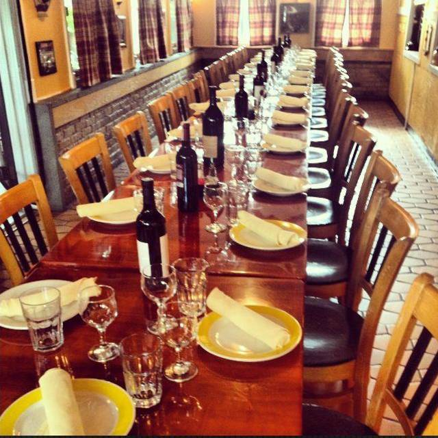 Vecchia osteria restaurant newtown pa opentable for Table 9 newtown