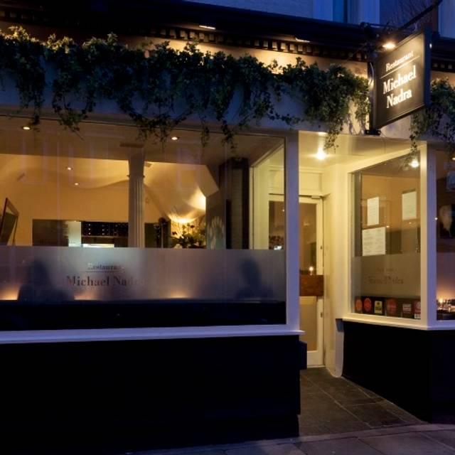 Restaurant Michael Nadra Chiswick, London