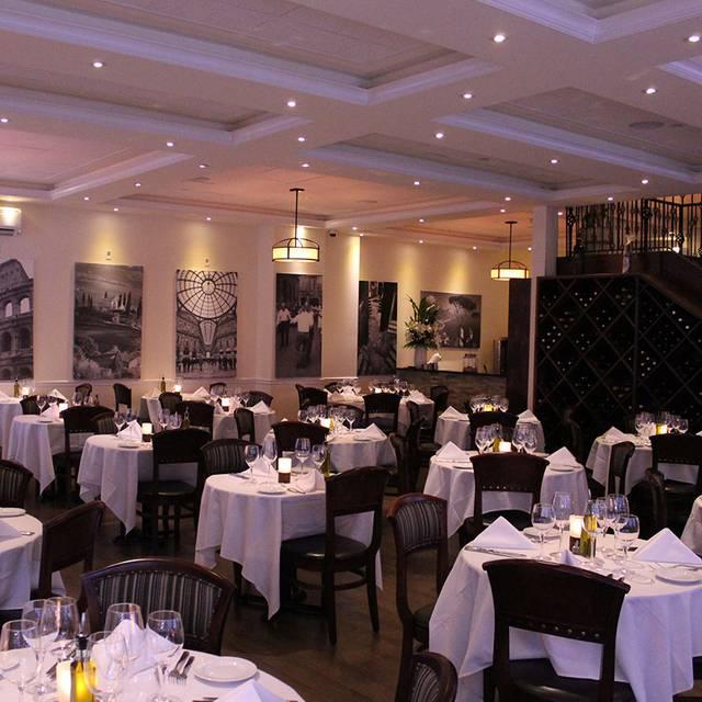 Sergios Dining - Sergio's Ristorante, Pelham, NY