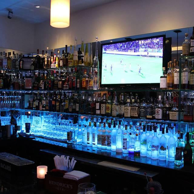Sergios Bar - Sergio's Ristorante, Pelham, NY