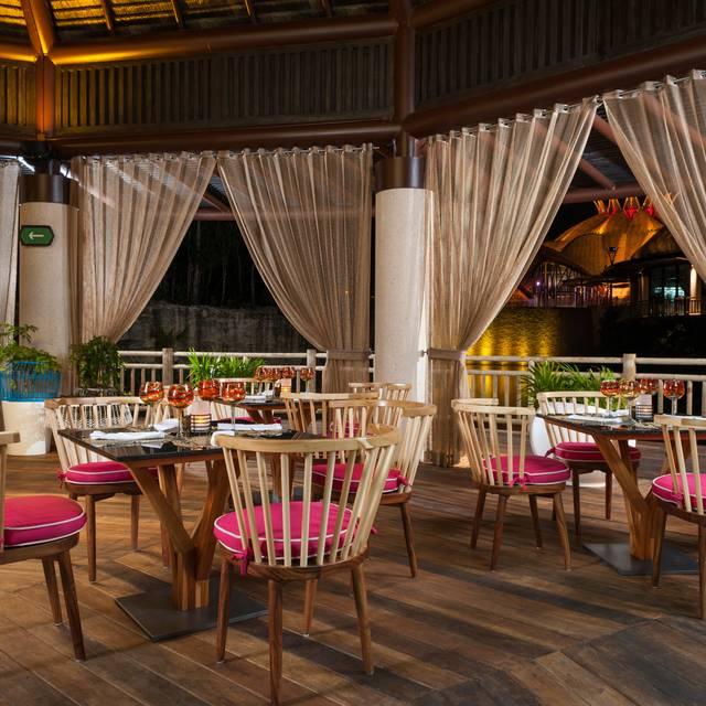 Restaurante Nektar - Nektar at Vidanta Riviera Maya, Playa del Carmen, ROO