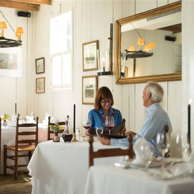 Waterwheel Restaurant - Inn at Gristmill Square, Warm Springs, VA