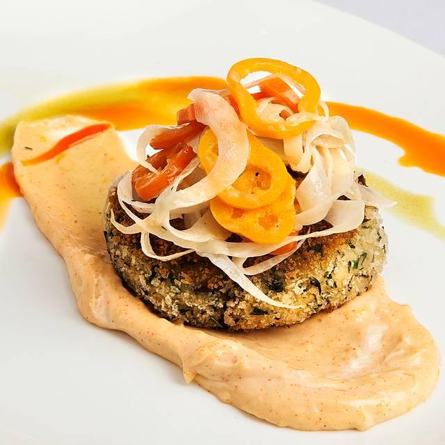 Brasserie provence crabcake - Brasserie Provence, Louisville, KY