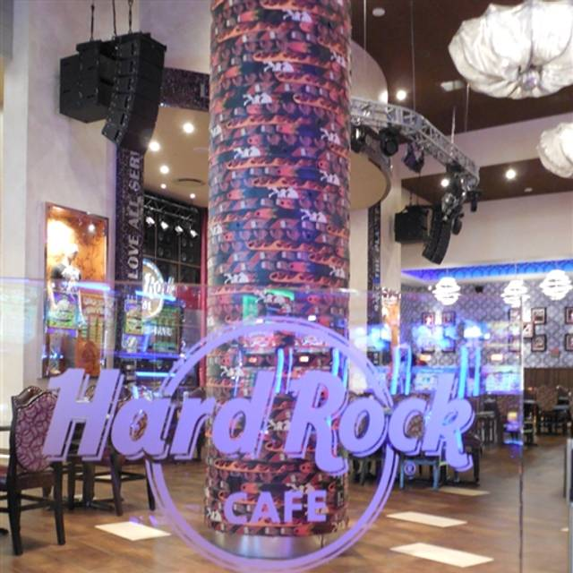 Hard Rock Cafe - Northfield, Northfield, OH