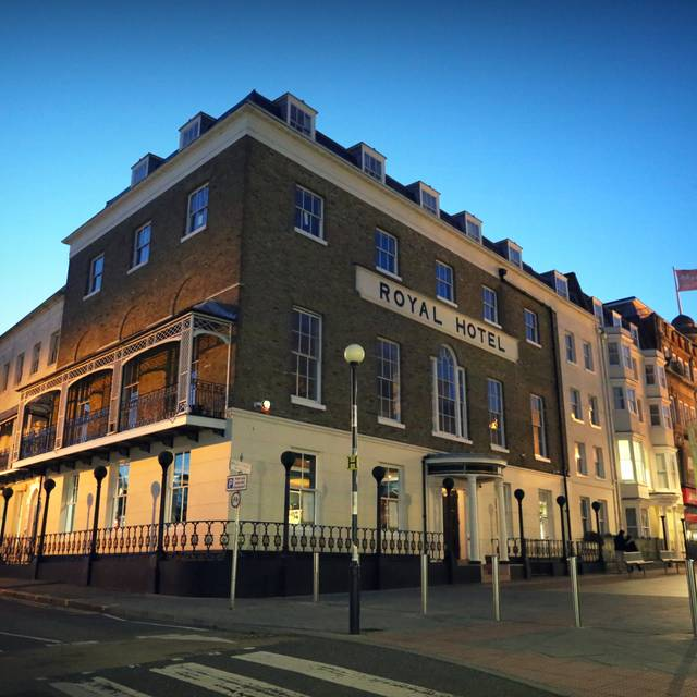 The Royal Hotel, Southend-on-Sea, Essex
