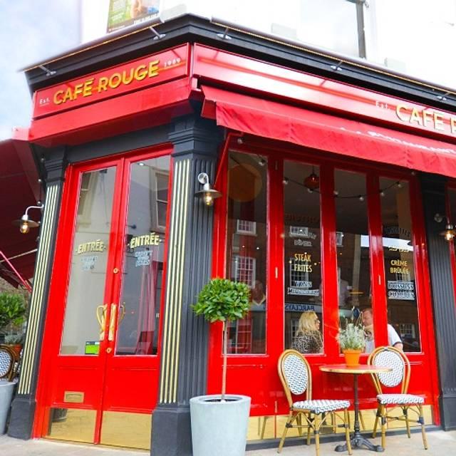 Cafe Rouge Reigate, Reigate, Surrey