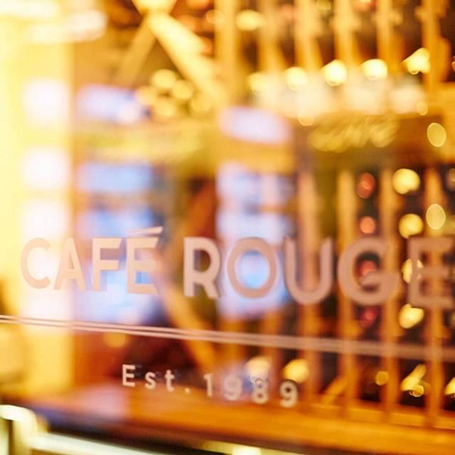 Cafe Rouge Breakfast Menu Norwich