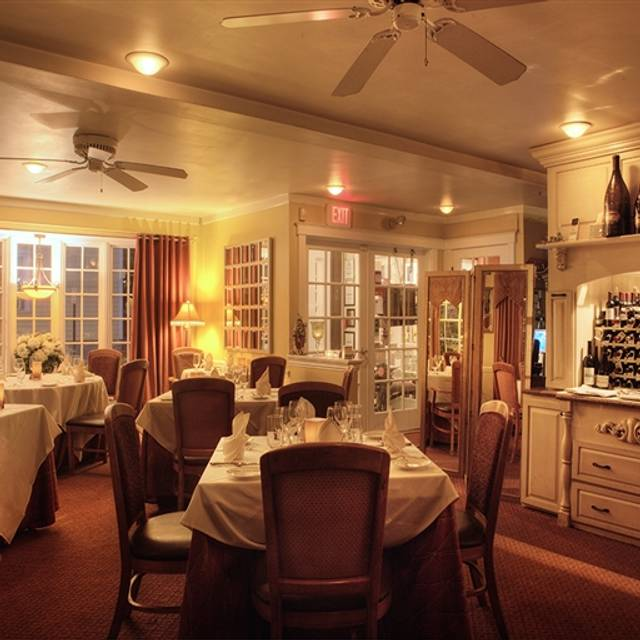 Bouchard Restaurant and Inn, Newport, RI