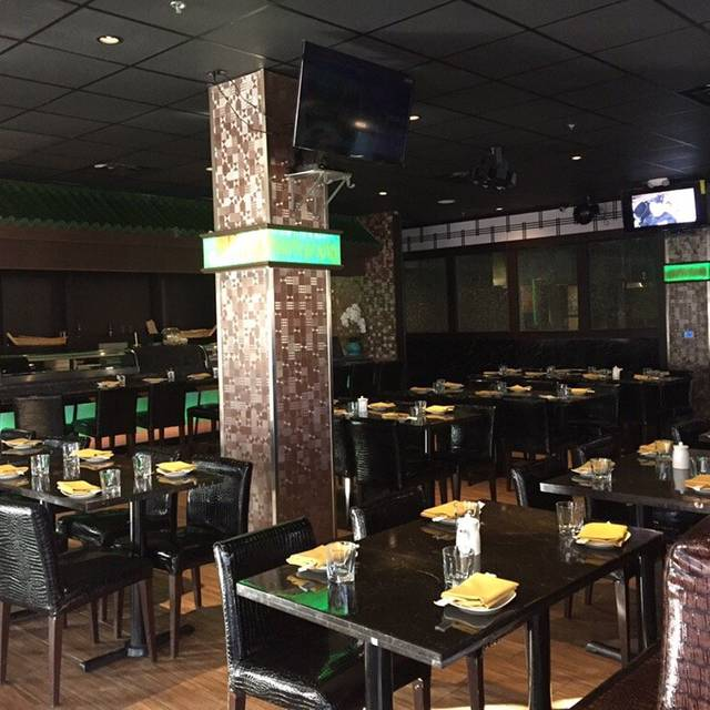 Dining Room Saga Hibachi Steak House Canonsburg Pa