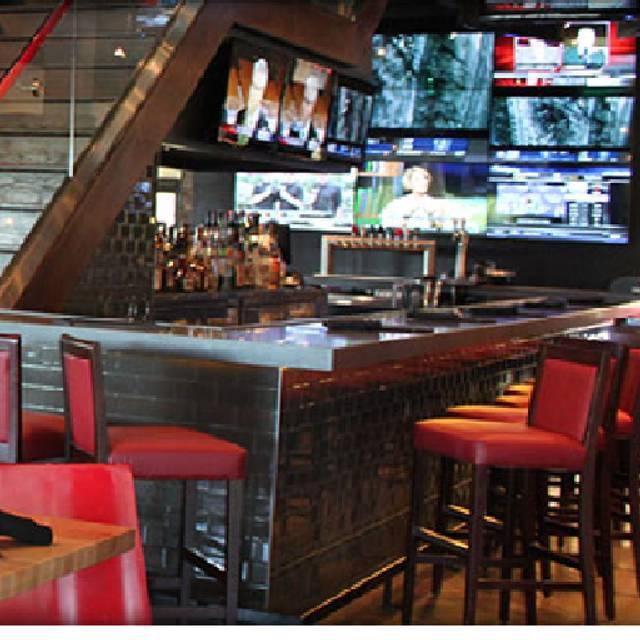 Bar Area - Shoeless Joe's - Stockyards, Toronto, ON