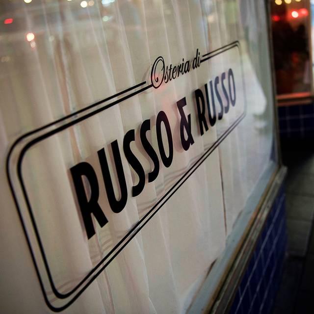 Osteria di Russo & Russo, Enmore, AU-NSW