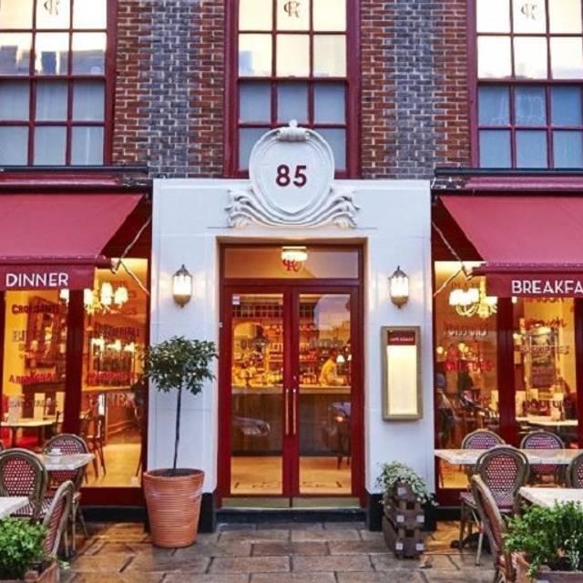 Cafe Rouge Weybridge, Weybridge, Surrey