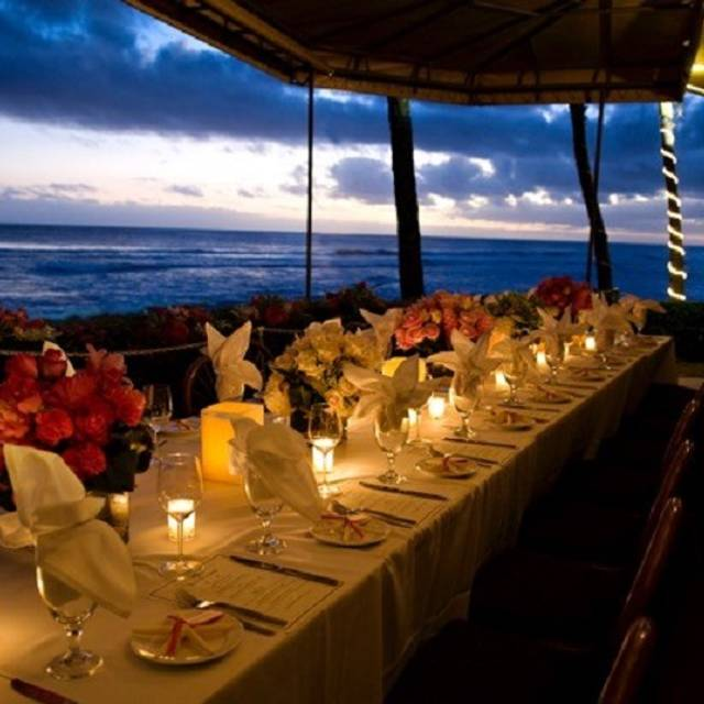 Beach House Restaurant Kauai Koloa Hi