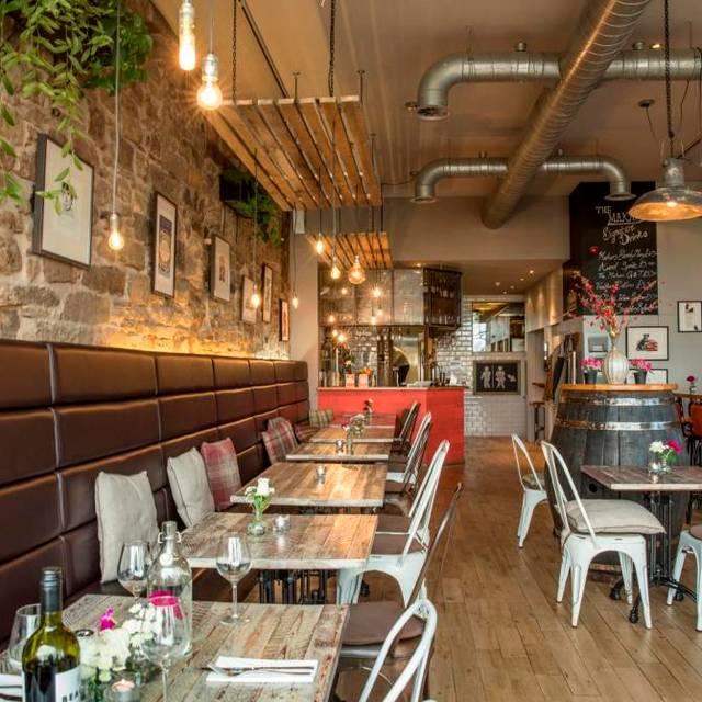 Makars Gourmet Mash Bar, Edinburgh