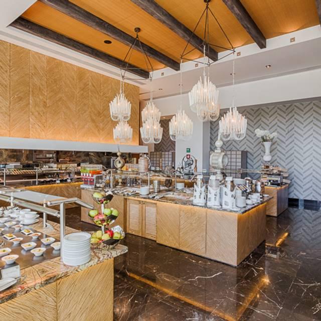 Samba culinary journey restaurant san jos del cabo bcs for Samba buffet