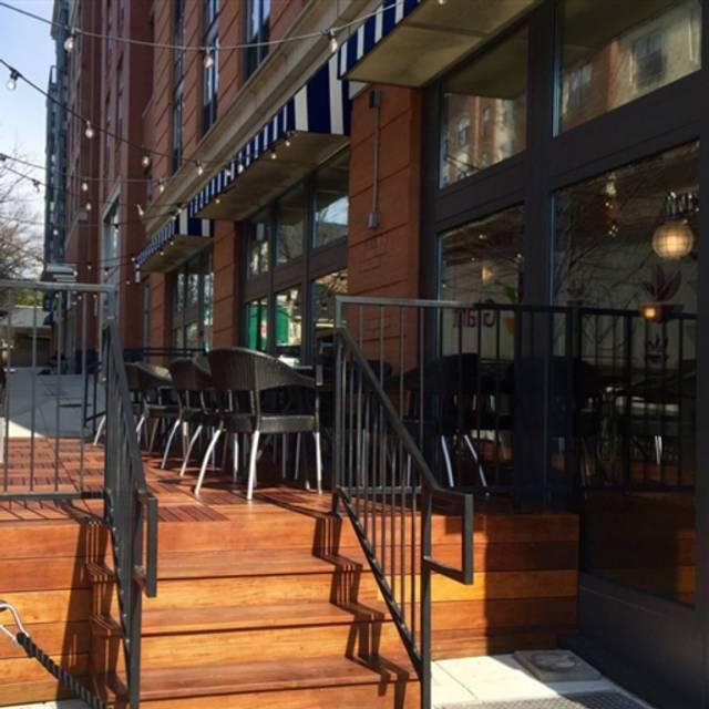 William Jeffrey's Tavern, Arlington, VA