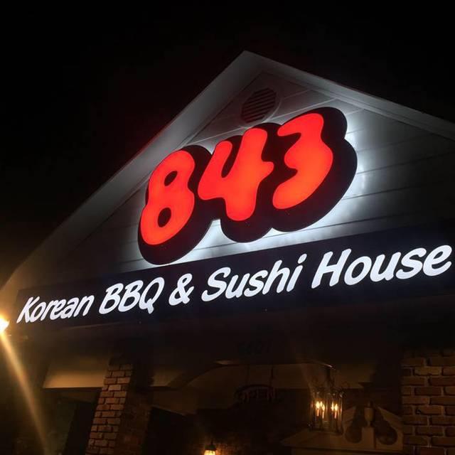 843 Korean Bbq Amp Sushi House Restaurant North Charleston