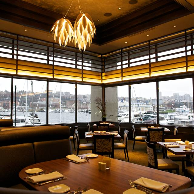 Semi-private Dining Room - McCormick and Schmick's Harborside, Seattle, WA