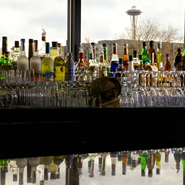 View From Wine Bar - McCormick and Schmick's Harborside, Seattle, WA