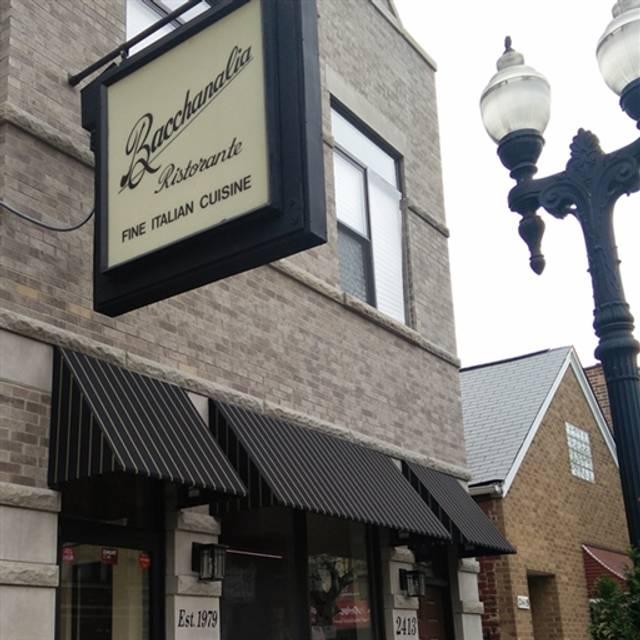 Bacchanalia - Chicago, Chicago, IL