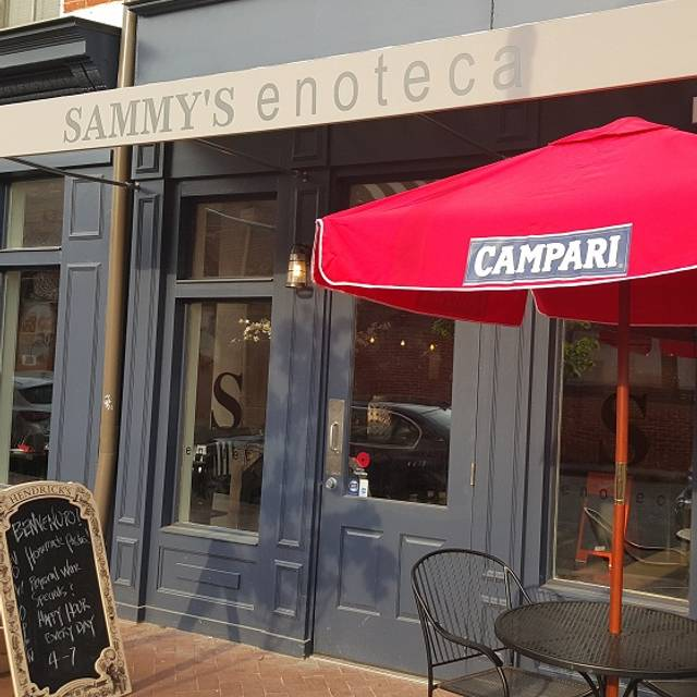 Sammy's Enoteca A - Sammy's Enoteca, Baltimore, MD